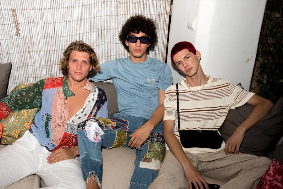 La fiesta que se marcó LOEWE en Ibiza