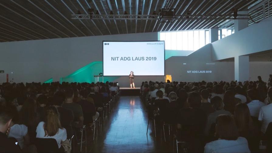 Nit ADG Laus 2019 · La fiesta del diseño
