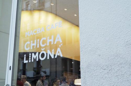 MACBA CAFÈ Chichalimoná