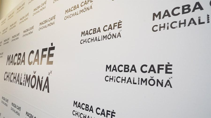 CAFÈ MACBA CHICHALIMONÁ