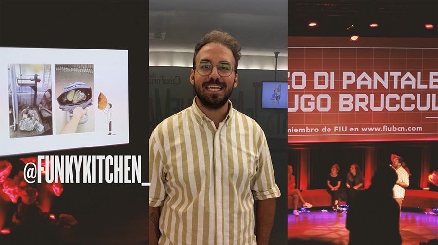 funkykitchen fiu barcelona food design