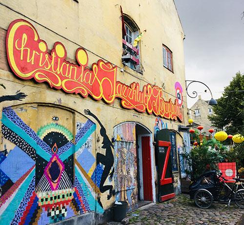 christiania copenhague club de jazz bar