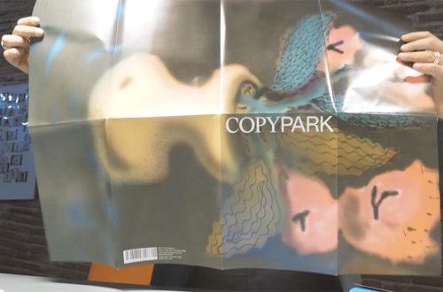 Sale a la luz el primer número de la revista Park by Clase · «Copy»