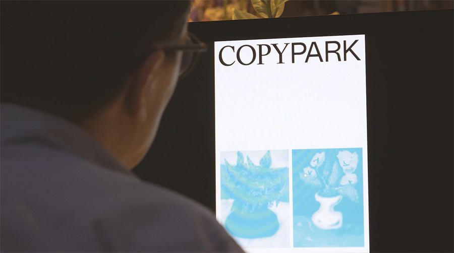 copy park magazine clase barcelona daniel ayuso