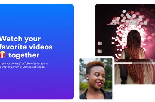 Squad · Compartir simultáneamente la pantalla de tu teléfono con amigos