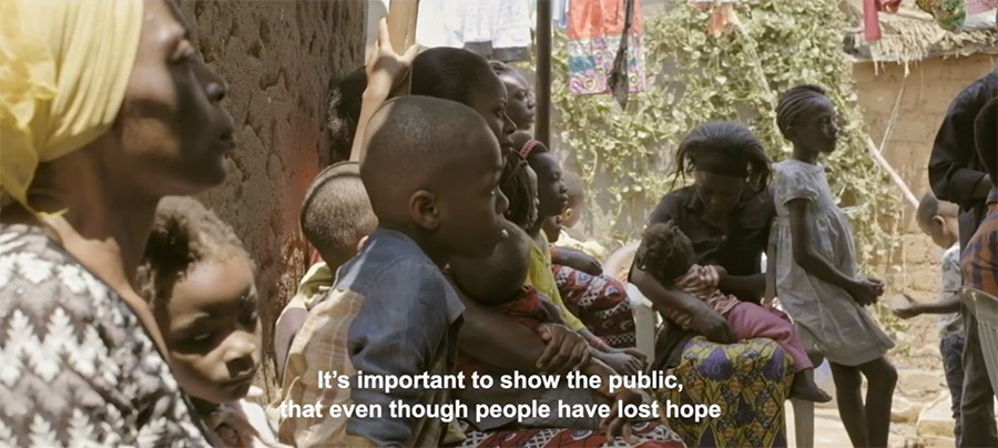 HOME Storytellers crisis refugiados