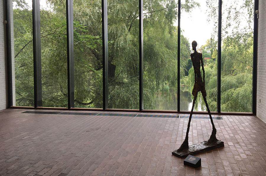 alberto giacometti esculturas lousiana museo copenhague