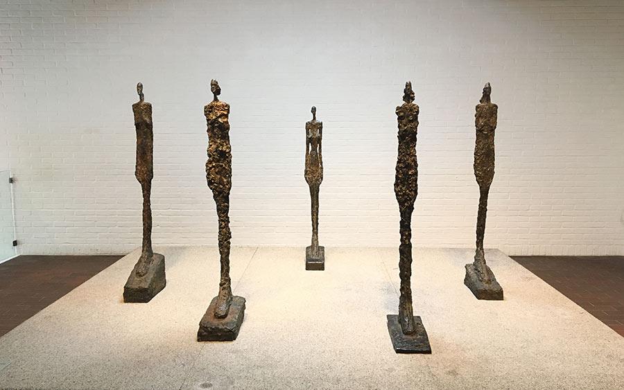 copenhague 2019 alberto giacometti esculturas lousiana museo copenhague