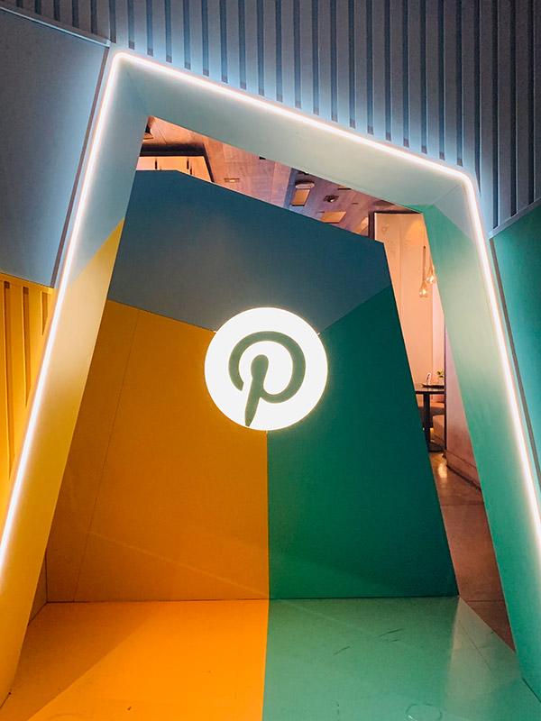 Pinterest CES 2020