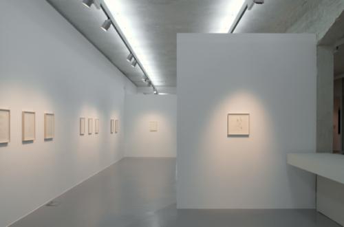 'Dibujos', la exposición de Blanca Miró Skoudy en Ivory Press