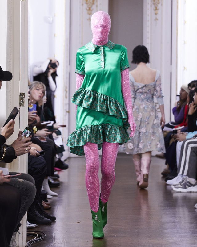 London Fashion Week sostenible 2020