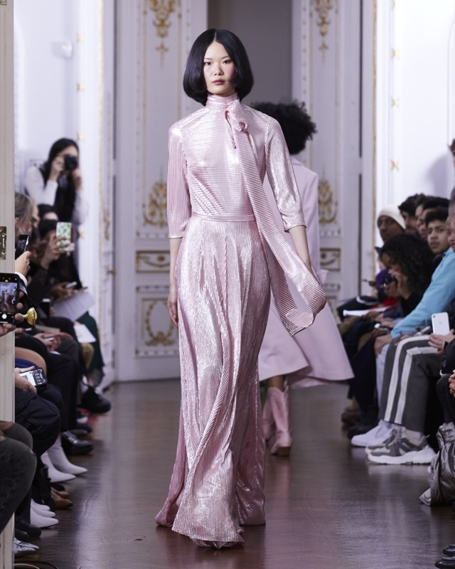 London Fashion Week sostenible jiri kalfar