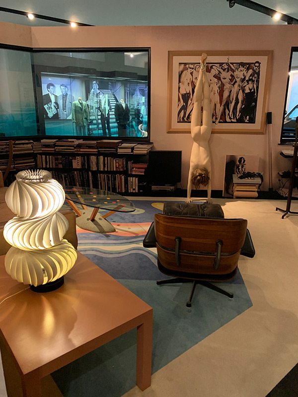 helmut newton exhibition