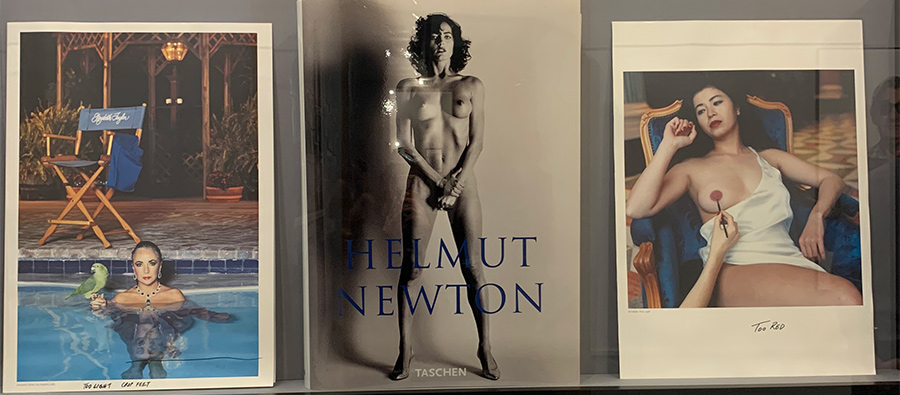 helmut newton fotos berlin