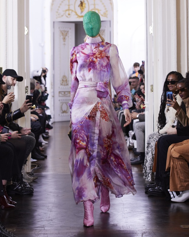 London Fashion Week sostenible jiri kalfar 2020