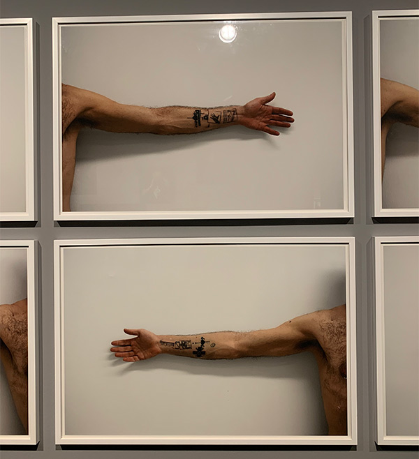 tatoos No Photos on the Dance Floor berlin exposicion