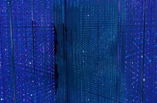 teamLab y sus espacios de arte digital #tokio
