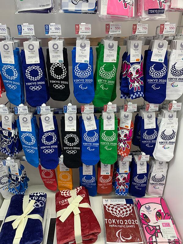 calcetines TOKIO 2020