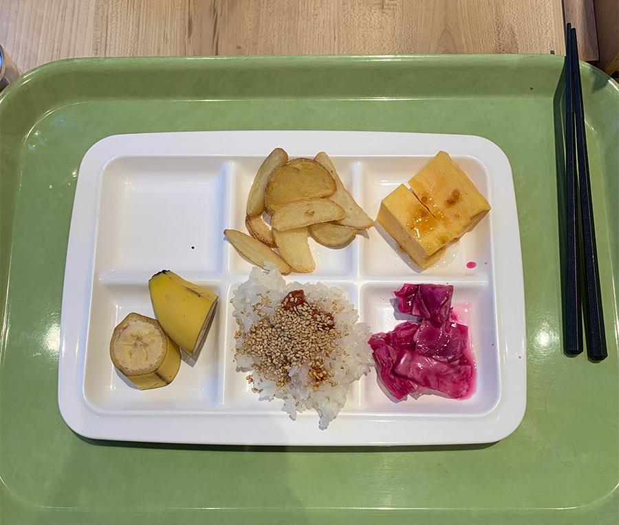 comer en tokio