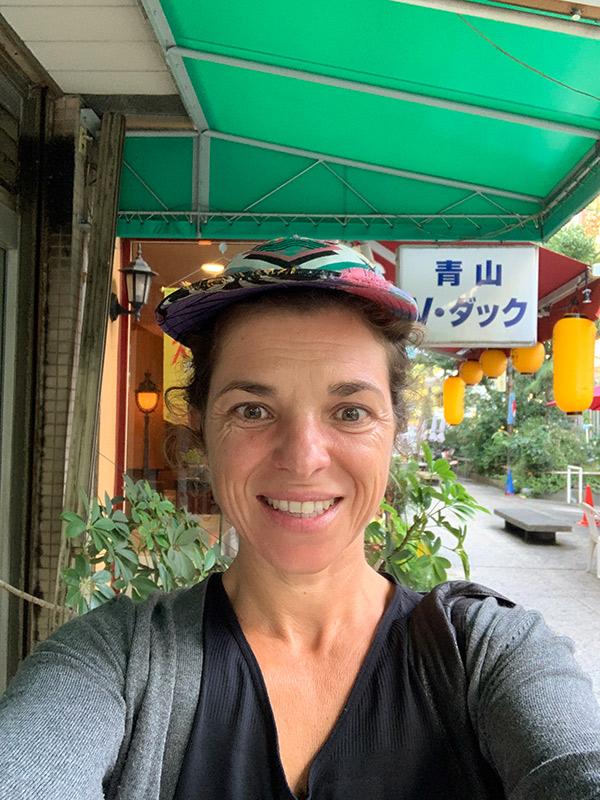 francesca tur en tokio