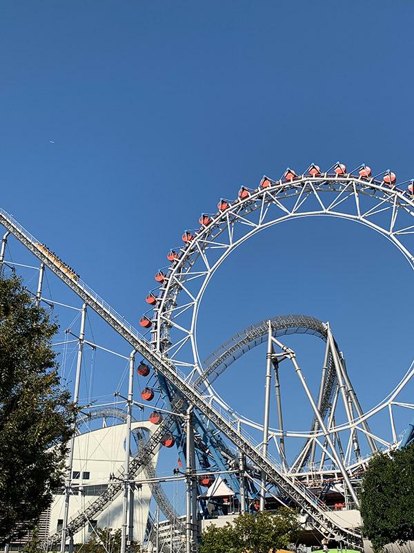 tokio parque atracciones 2020