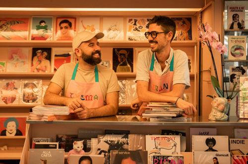 Odd Kiosk es cultura, calle, color, valores y lucha