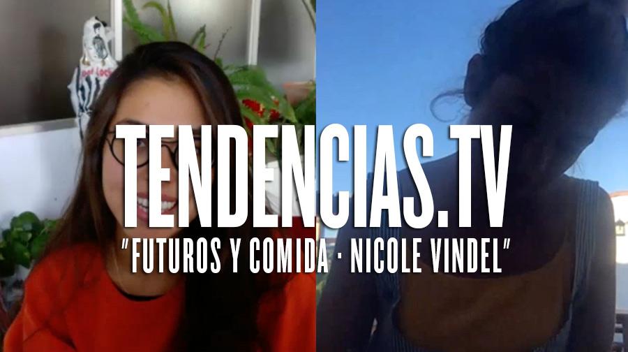 Skyperoom · FUTUROS Y COMIDA · Nicole Vindel