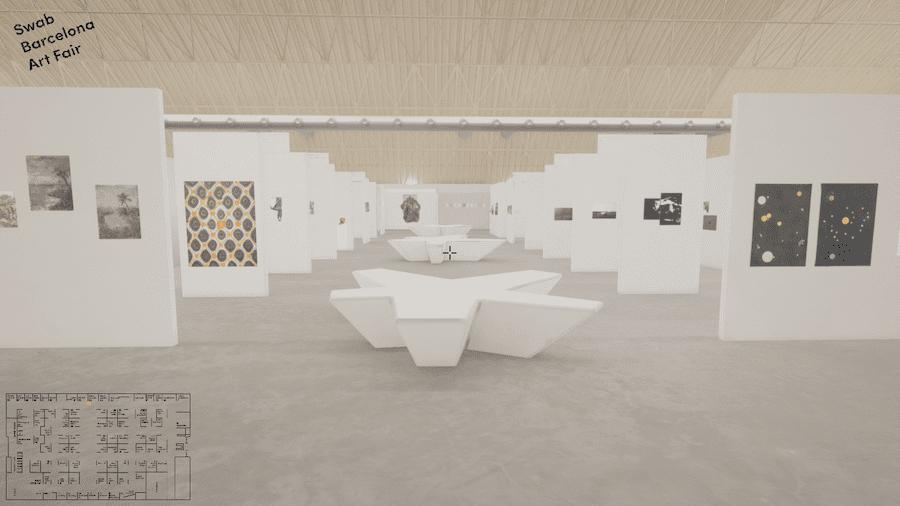 Swab Barcelona 2020 rompe moldes con su primera edición virtual