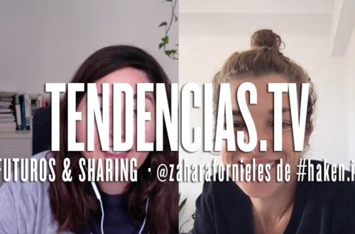 SKYPEROOM #20 · FUTUROS & SHARING  · Zahara Fornieles
