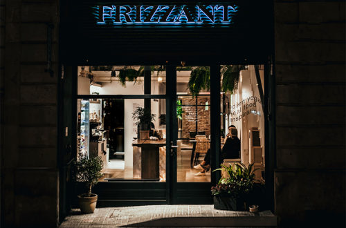 Frizzant: Modern yoga, Real food & Inspiration