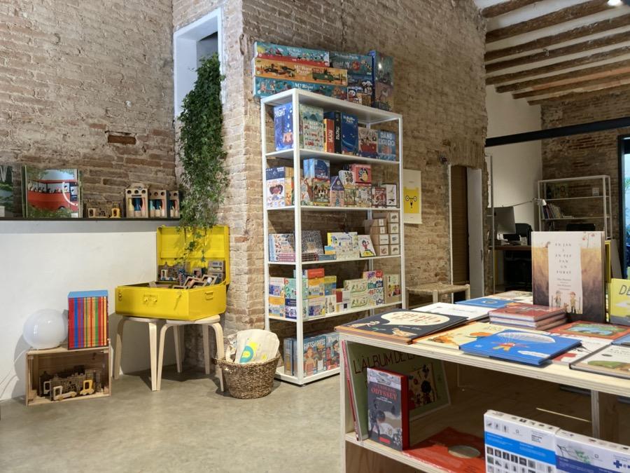 Nace un nuevo espacio cultural familiar en Barcelona