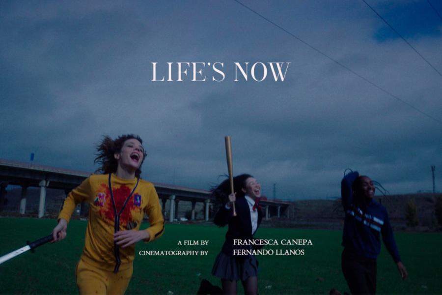 ''Life's Now'' o el viaje hacia la vida adulta dirigido por Francesca Canepa