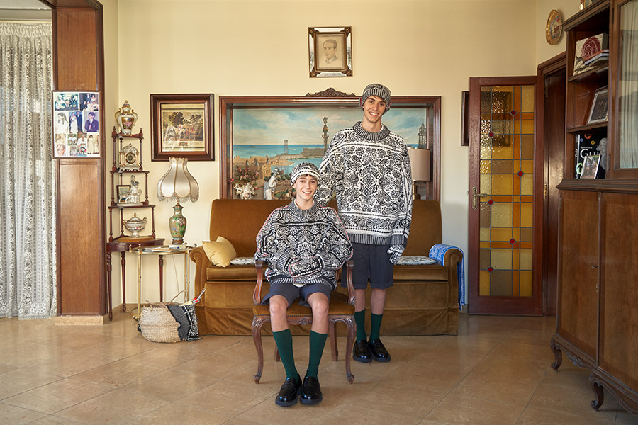 karont sweater