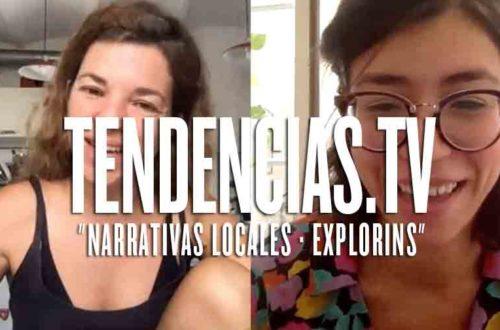 SKYPEROOM 43 · NARRATIVAS LOCALES  · Ángela Bustillos · eXplorins