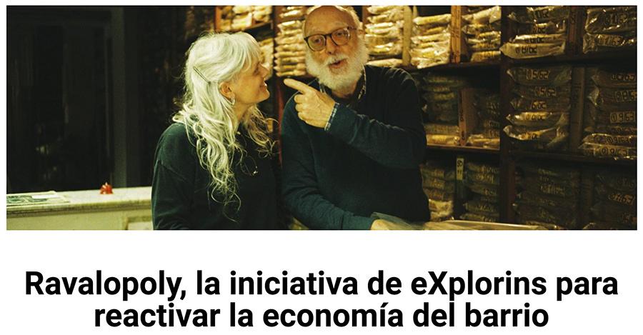 ravalopoly explorins barcelona