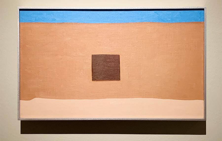 Georgia O'Keeffe cuadro