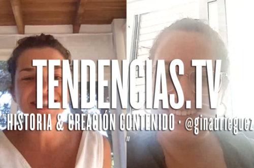 SKYPEROOM #48 · HISTORIA & CREACIÓN CONTENIDO · Gina Driéguez