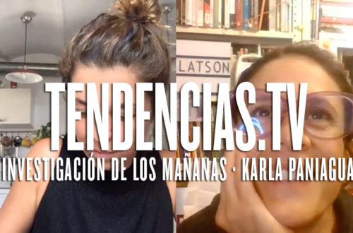 SKYPEROOM 45 · INVESTIGACIÓN DE LOS MAÑANAS · KARLA PANIAGUA